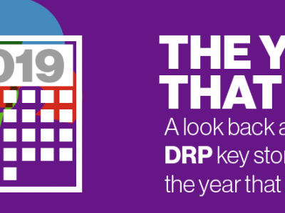 DRP Year In Review Blog header